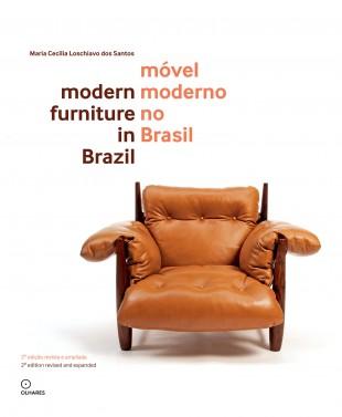 capa livro móvel moderno no Brasil - editora olhares